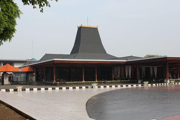 Taman Mini Indonesia Indah Jakarta Gaf Indonesia
